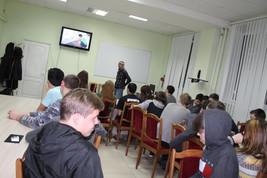 Встреча с видеооператором АлексТВ