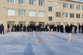 Cпортивная эстафета «Здоровье» приуроченная к Дню российского студенчества