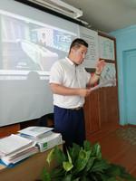 Внеклассное мероприятие в форме классного часа  на тему «Урок парламентаризма»