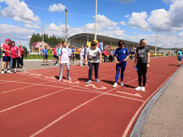 Фестиваль спорта среди работников профессиональных образовательных организаций Чувашской Республики