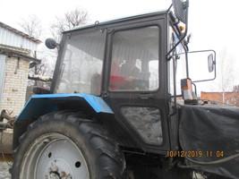 Мастер класс «Вождение трактора»