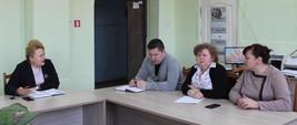 Заседание по противодействию коррупции в Вурнарском сельскохозяйственном техникуме Минобразования Чувашии.
